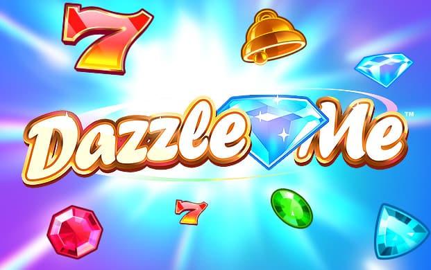 Dazzle Me Netent Casino Logo