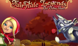 Netent slot Fairytale Legends Red Riding Hood logo