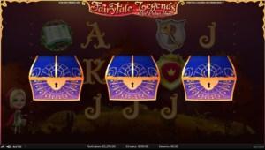 netent casino Fairytale Legends Red Riding Hood bonus