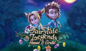Netent Slot Fairytale Legends Hansel and Gretel Logo