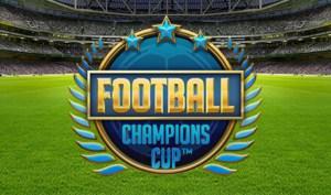 Football Champions Cup Netent Casino Logo