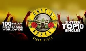 Guns N Roses Netent Casino Logo