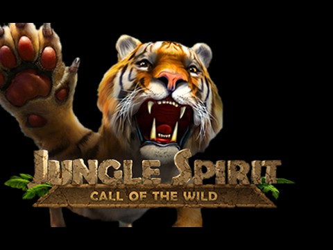 jungle spirit netent casino logo