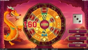 Koi Princess Netent Casino Bonus Wheel