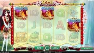 Koi Princess Netent Casino Freispiele
