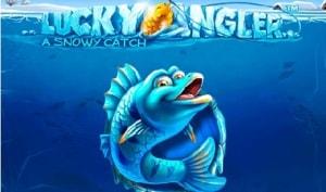 Lucky Angler Netent Casino Logo