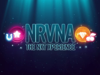 Nrvna Netent Casino Logo