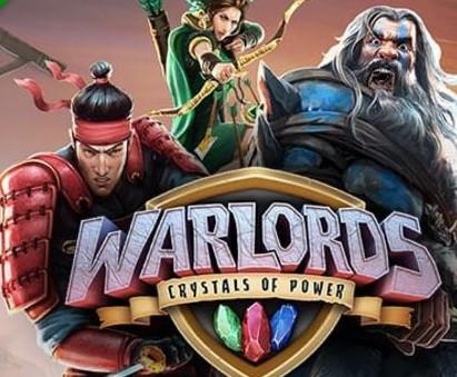 netent casino warlords logo