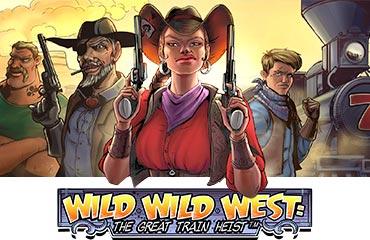 wild wild west netent casino logo