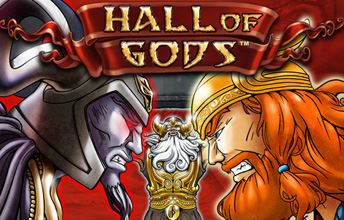 netent jackpot slot hall of gods logo