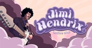 Netent Slot Jimi Hendrix Logo