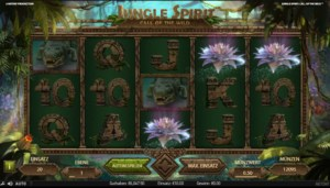 Netent Casino Jungle Spirit: Call of the Wild Scatter Symbole