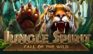 Netent Slot Jungle Spirit: Call of the Wild logo