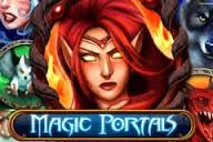 Magic Portals Netent Casino Logo