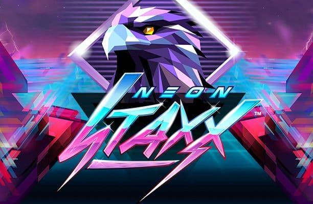 Neon Staxx Netent Casino Logo