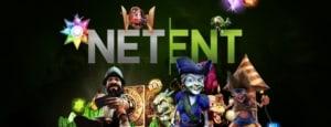 Netent Casino Slot Logo