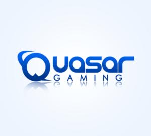 quasar online casino logo