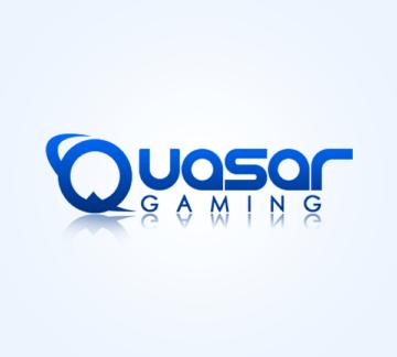 quasar netent casino logo