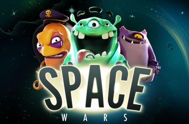 Space Wars Netent Casino Logo