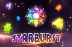 Netent Slot Starburst Logo