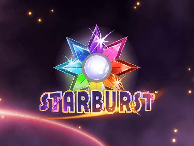 starburst netent casino logo