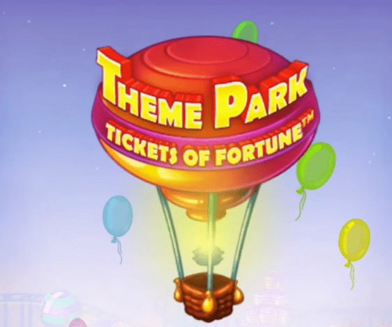 Theme Park: Tickets of Fortune Netent Casino Logo