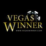 Vegaswinner netent casino logo