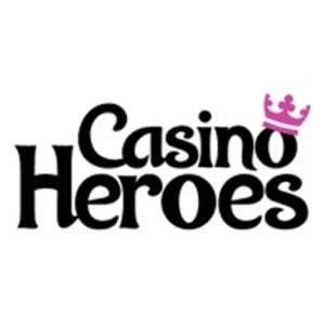 casino heroes online casino logo