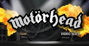 netent casino spiel motörhead logo