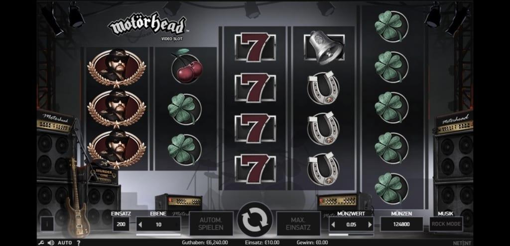 netent casino motörhead spielübersicht