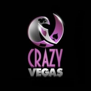 crazy vegas netent casino logo