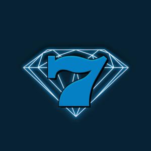 diamond 7 netent casino logo