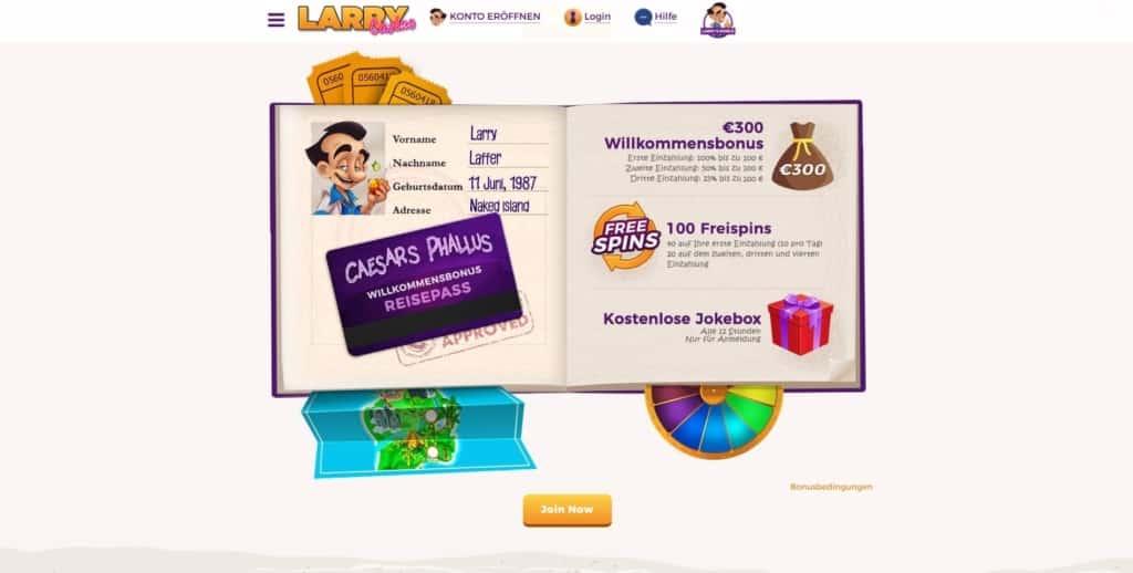 larry netent casino bonusangebote