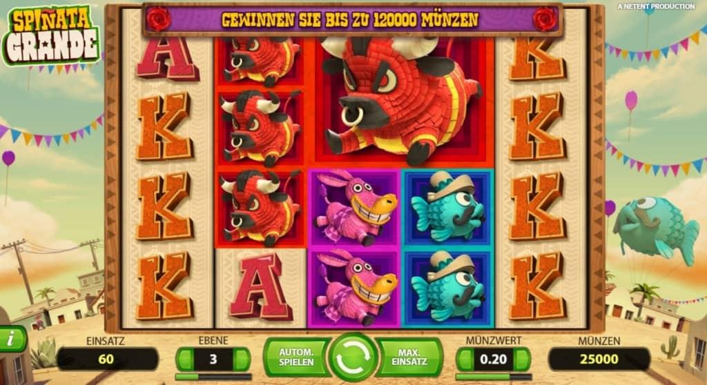 netent casino spinata grande spielübersicht