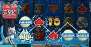 netent casino wolf club scatter