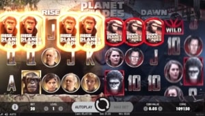 planet of the apes netent casino bonus
