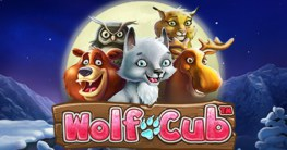 wolf club netent casino slot logo