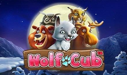 wolf club netent casino logo