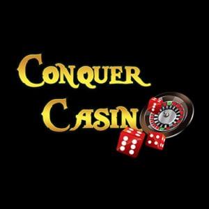 Conquer Netent Casino Logo