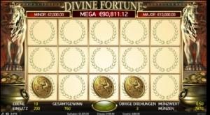Divine Fortune Netent Casino Jackpot Bonus