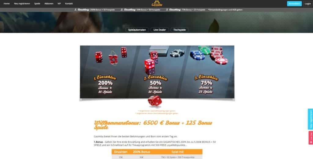 Casimba Netent Casino Bonusangebote