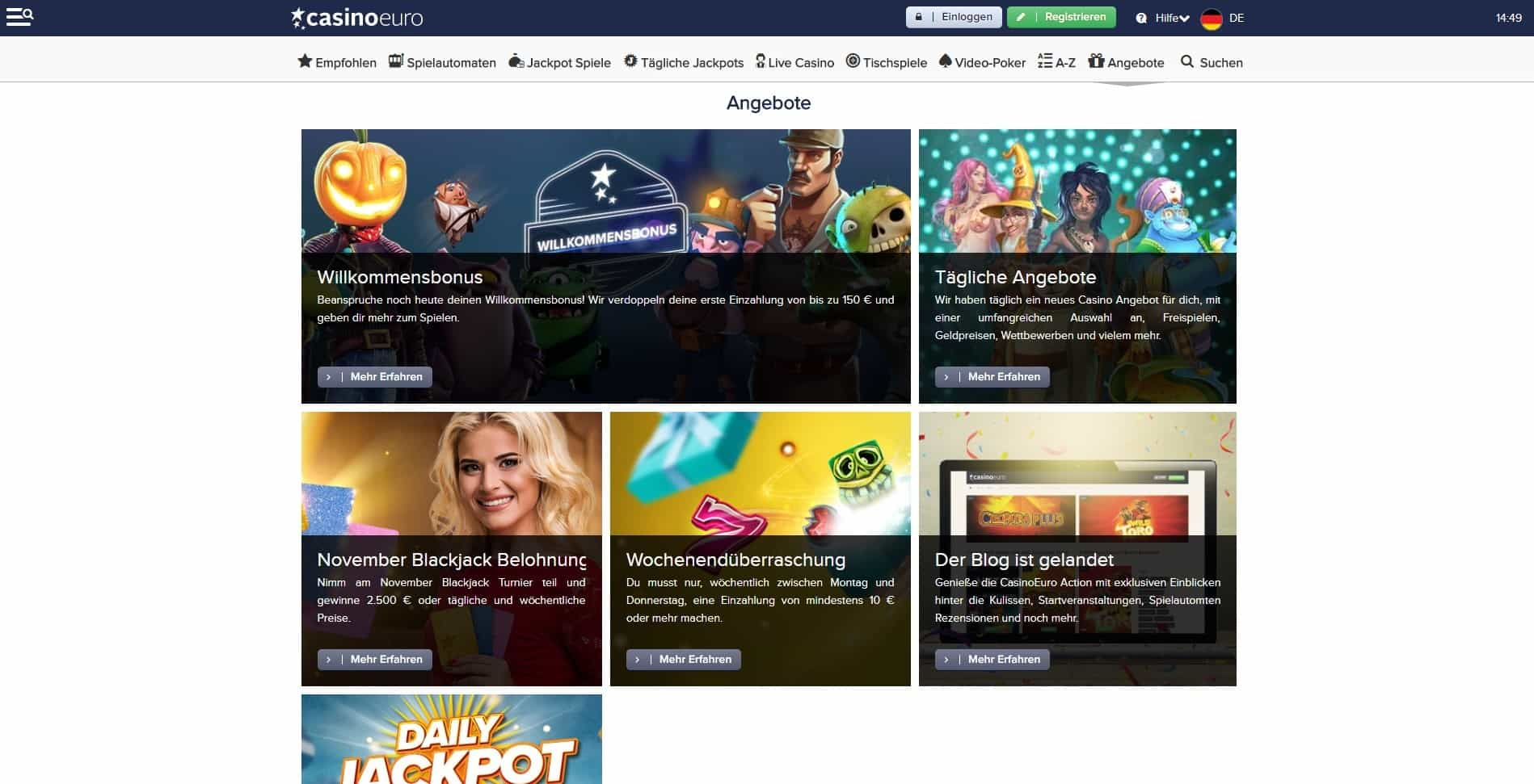 casinoeuro netent