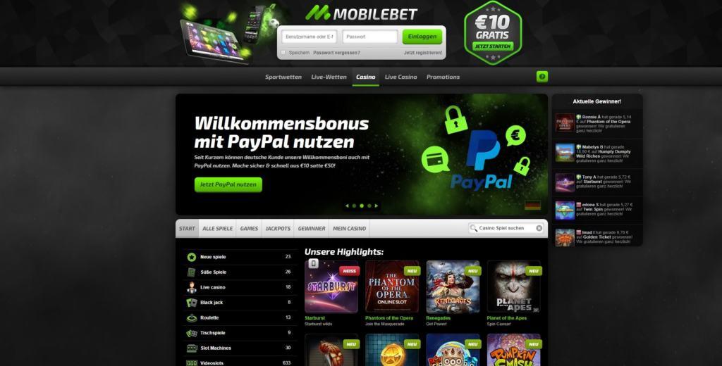 Mobilebet Netent Casino Startseite