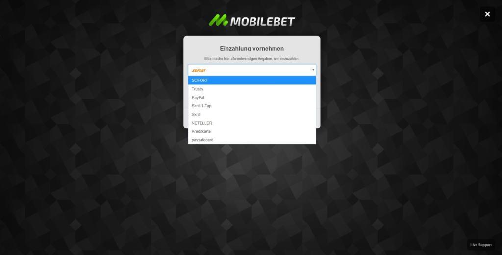 Mobilebet Netent Casino zahlungsanbieter