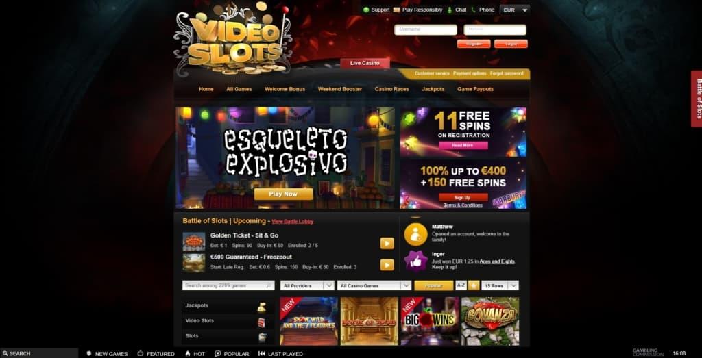 Videoslots Netent Casino Startseite