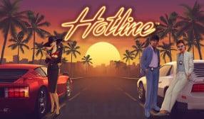 Hotline Netent Casino Logo