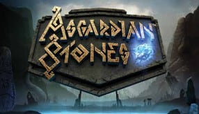 asgardian stones netent casino logo