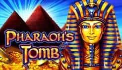 Neue Online Casinos Pharaohs Tomb Logo