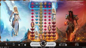 Archangels Salvation Netent Casino Bonus