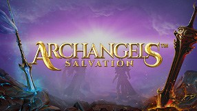 Archangels Salvation Netent Casino Logo